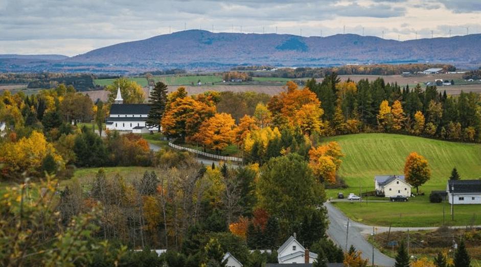 pueblo-rural-en-New-Bunswick